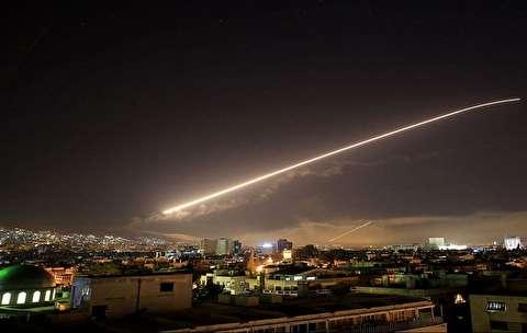 لحظه به لحظه حمله آمریکا به سوریه