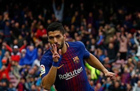گزیده بازی بارسلونا - والنسیا