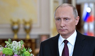 پیام پوتین به سران کشورهای عربی,