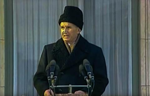 از شروع انقلاب رومانی تا اعدام چائوشسکو