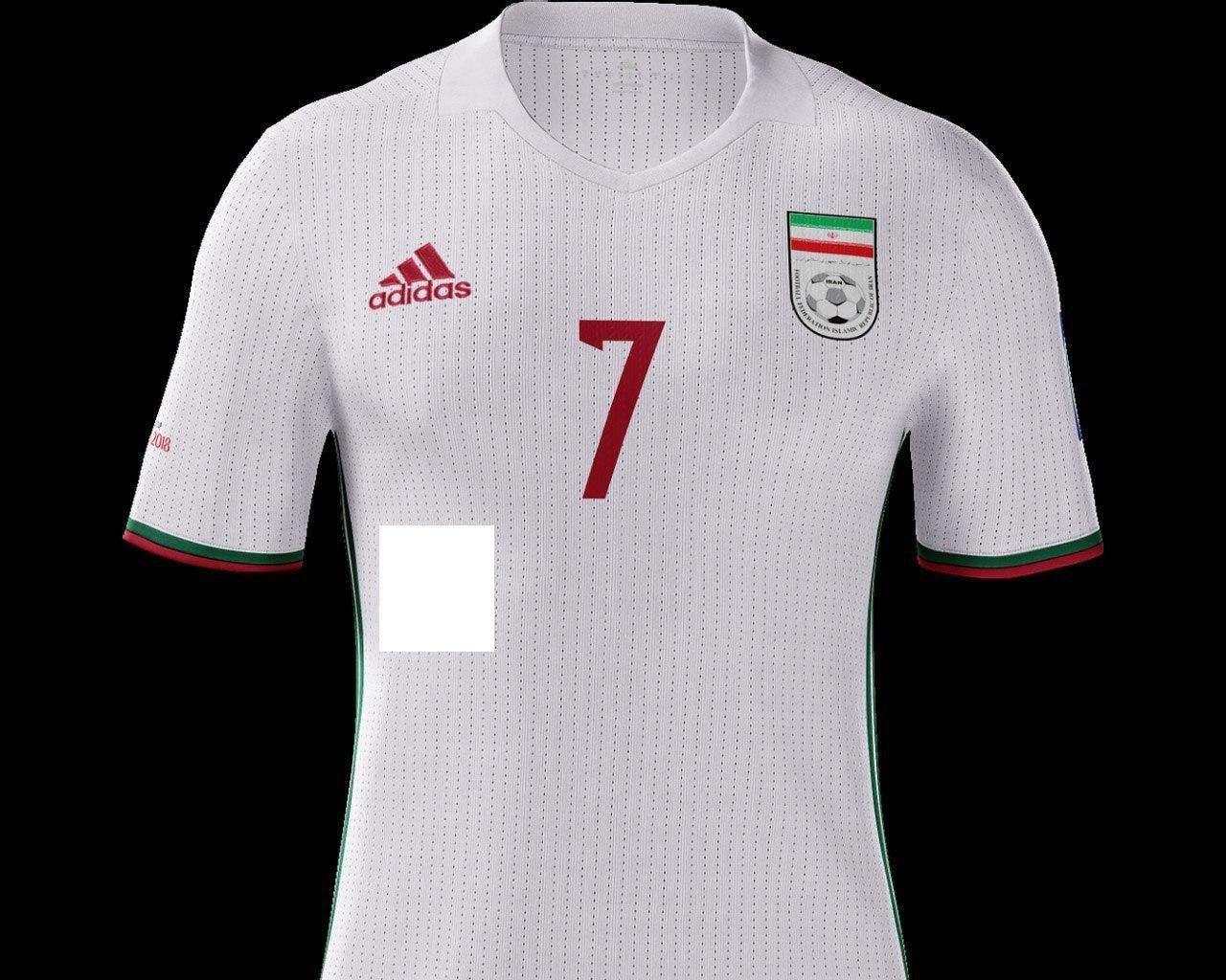 نظرتان درباره طراحی پیراهن تیم ملی فدراسیون پنج ستاره ایران برای جام جهانی 2018 چیست؟