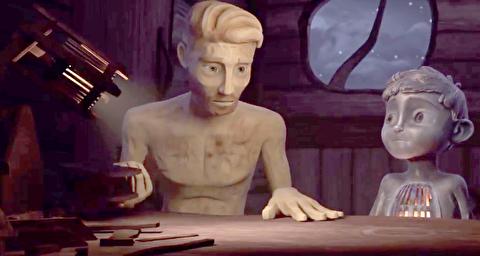 انیمیشن کوتاه تراشیده