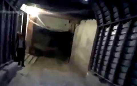 تونلهای گسترده تروریستها در غوطه شرقی