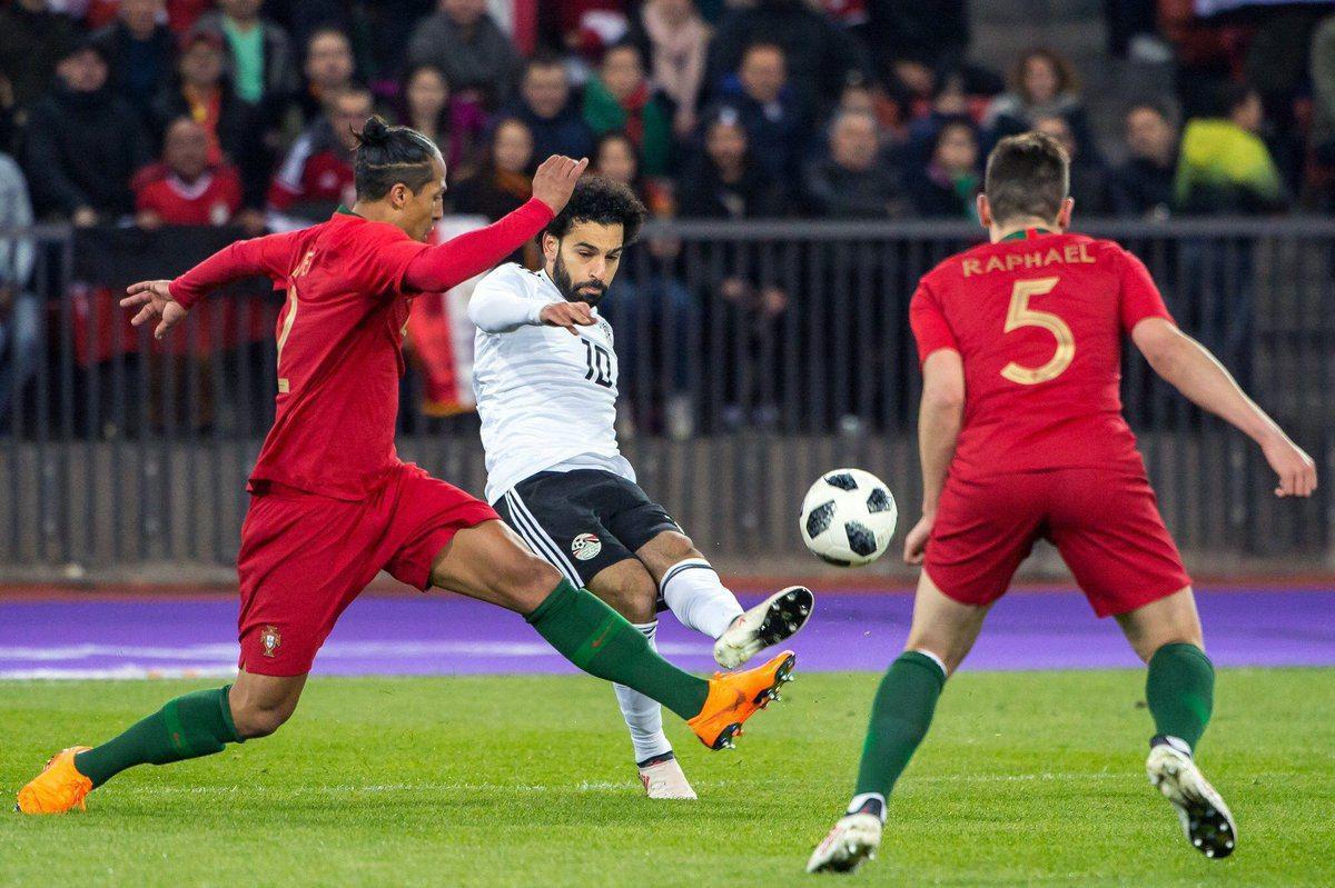 پرتغال 2-1 مصر؛ دو درس رونالدو به صلاح در وقتهاي اضافه