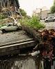 توفان مناطق شمال غربی کشورمان را در نوردید/ ۲ کشته و چندین مصدوم