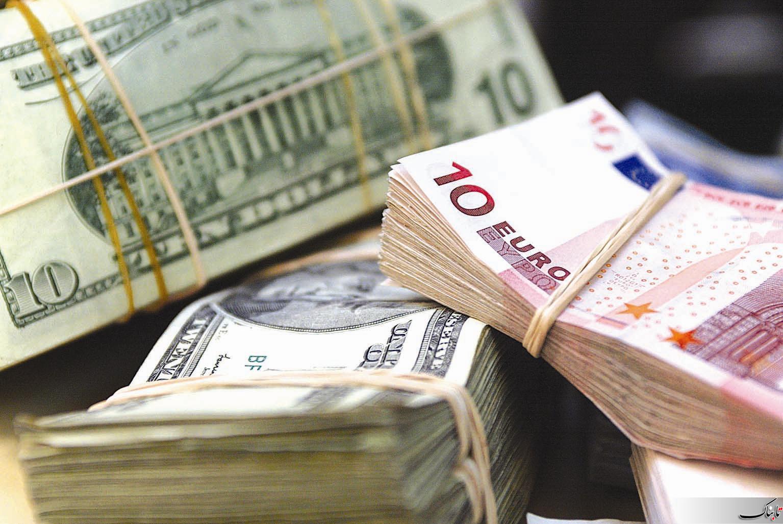 جدیدترین نرخ خرید و فروش دلار آمریکا، یورو و یوآن چین در در اولین روز کاری سال ۹۷