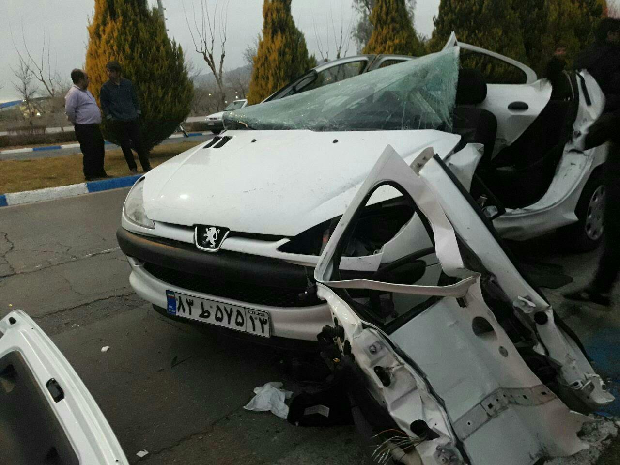 از تصادف مرگبار در خیابان های دانشگاه تا حراج پایان نامه های دانشجویی توسط مسئولان