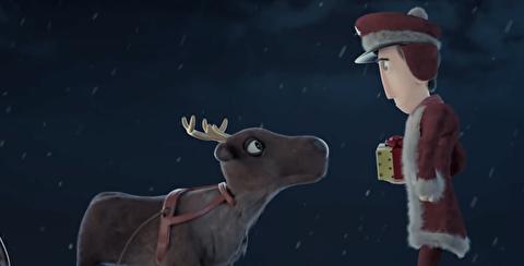 انیمیشن کوتاه بابانوئل کارآموز