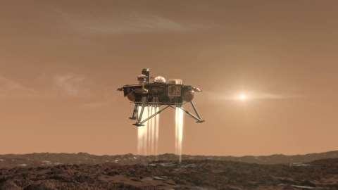 چرا فرود آمدن بر روی مریخ سخت است؟