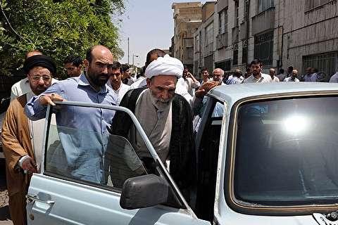 توصیههای آقا مجتبی تهرانی به یک زوج جوان