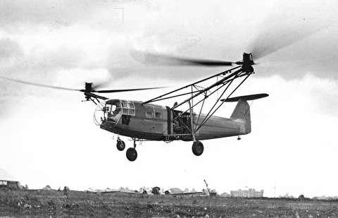 افای 223 اولین هلیکوپتر نظامی دنیا