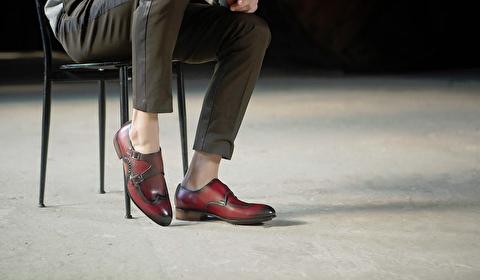 چگونه کفشهای ماگلیریاپله ساخته میشود؟