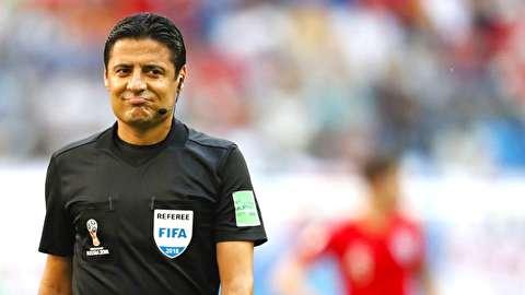 ویدیو تقدیر AFC از داور سرشناس ایرانی