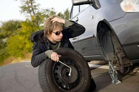 پنج اشتباه خطرناک در هنگام تعمیر ماشین