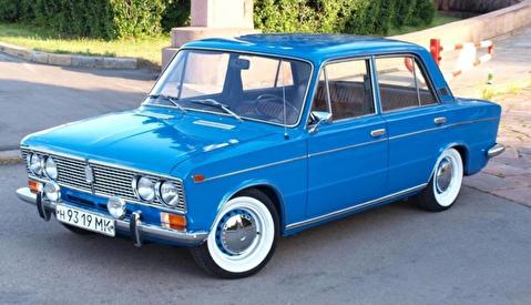واز 2103 مدل 1975، ماشین زمان برای شوروی