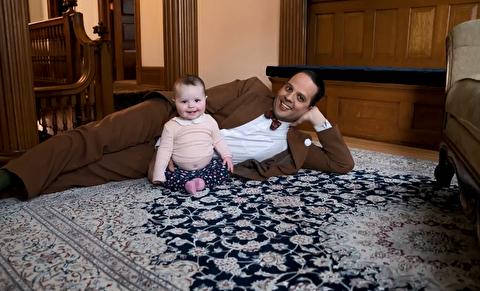 چگونه حین مراقبت از نوزاد، شیک بپوشیم؟