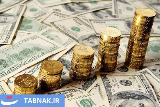 دلار در بازار امروز به 10900 تومان رسید/ بازار سکه تحت تاثیر کاهش نرخ جهانی طلا/ 8 ارز جدید به لیست بانک مرکزی اضافه شد
