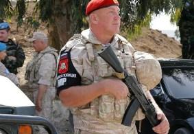 گشتزنی نظامیان روس اطراف شهر «منبج» آغاز شد