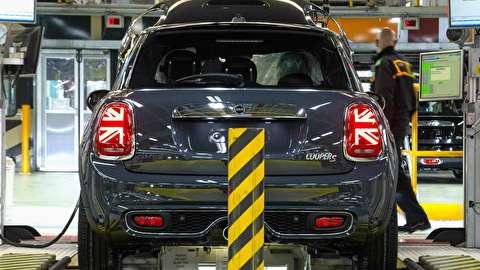 خط تولید خودرو مینی کوپر مدل 2018