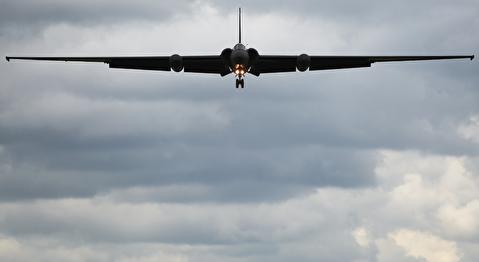 هواپیمای جاسوسی لاکهید مارتین یو-2