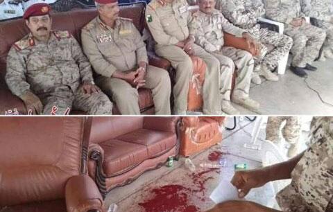 حمله پهپاد انصارالله به نظامیان عربستان
