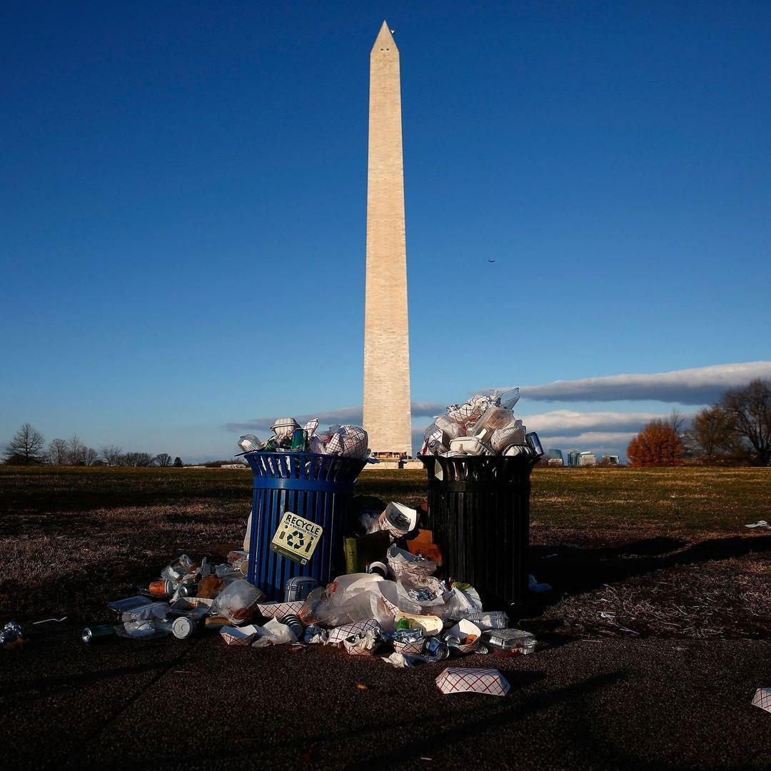 آمریکا، سه هفته بعد از تعطیلی دولت فدرال