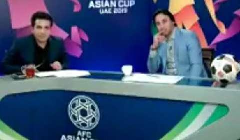 اظهارنظر یک مجری دیگر افغان درباره تیم ایران