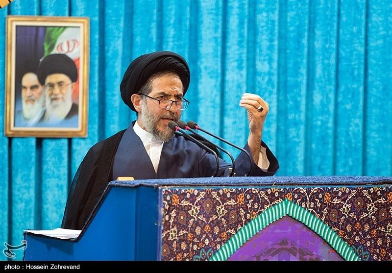 ابوترابیفرد در نماز جمعه تهران