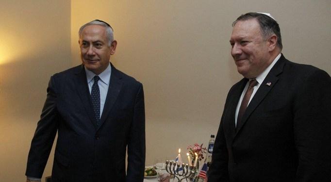 دعوتپامپئو از نتانیاهو برایشرکتدر کنفرانسضدایرانی