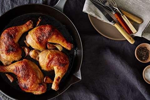 طرز تهیه مرغ مرینیت شده با میسو و عسل