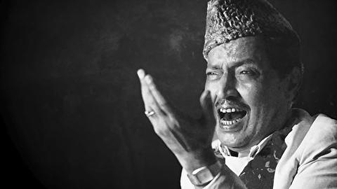 گفتم که روشن از قمر ؛ بهاالدین خان