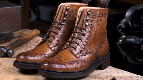 نحوه تولید کفشهای چورچز