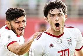 خلاصه بازی فوتبال ایران - ویتنام