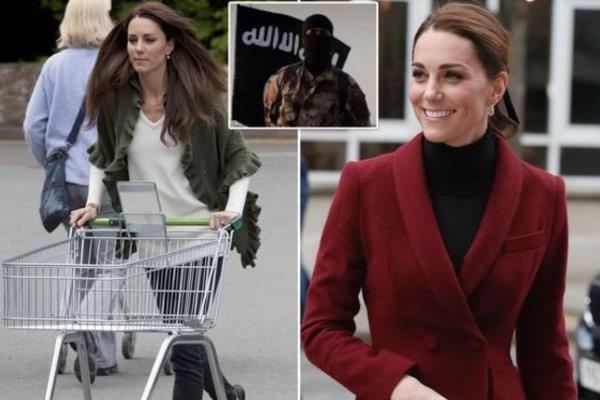 عروس ملکه انگلیس تهدید به مرگ شد