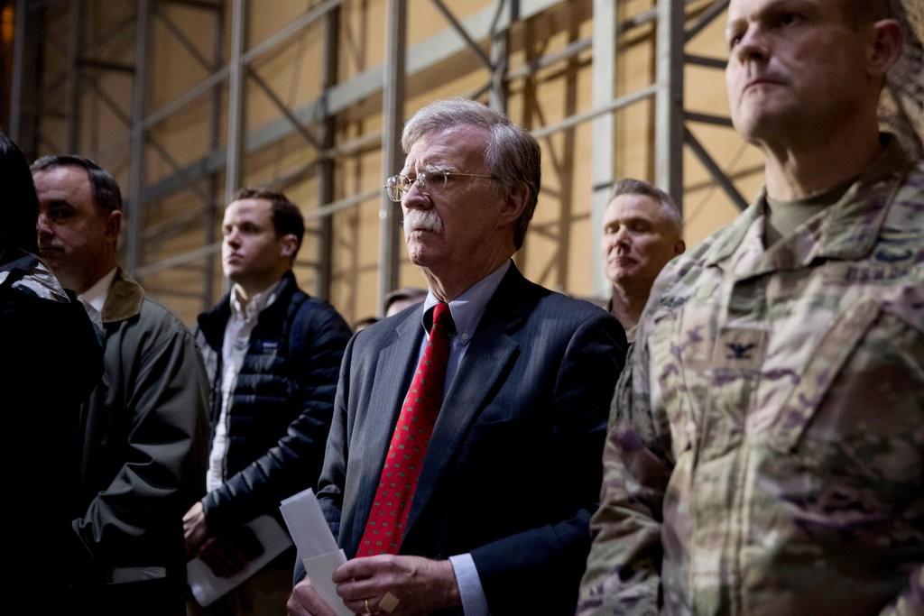 جزئیات بیشتر از درخواست بولتون برای حمله به ایران و واکنش پنتاگون به این درخواست