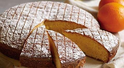 طرز تهیه کیک روغن زیتون