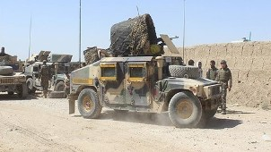 ارتش آمریکا 40 زندانی داعش را فراری داد