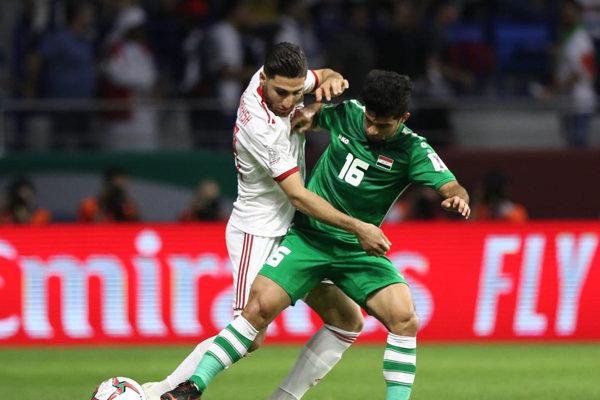 ایران ۰ - ۰ عراق / ایران با ترکیبی متفاوت برابر عراق/ ایرماتف دو پنالتی ایران را نگرفت