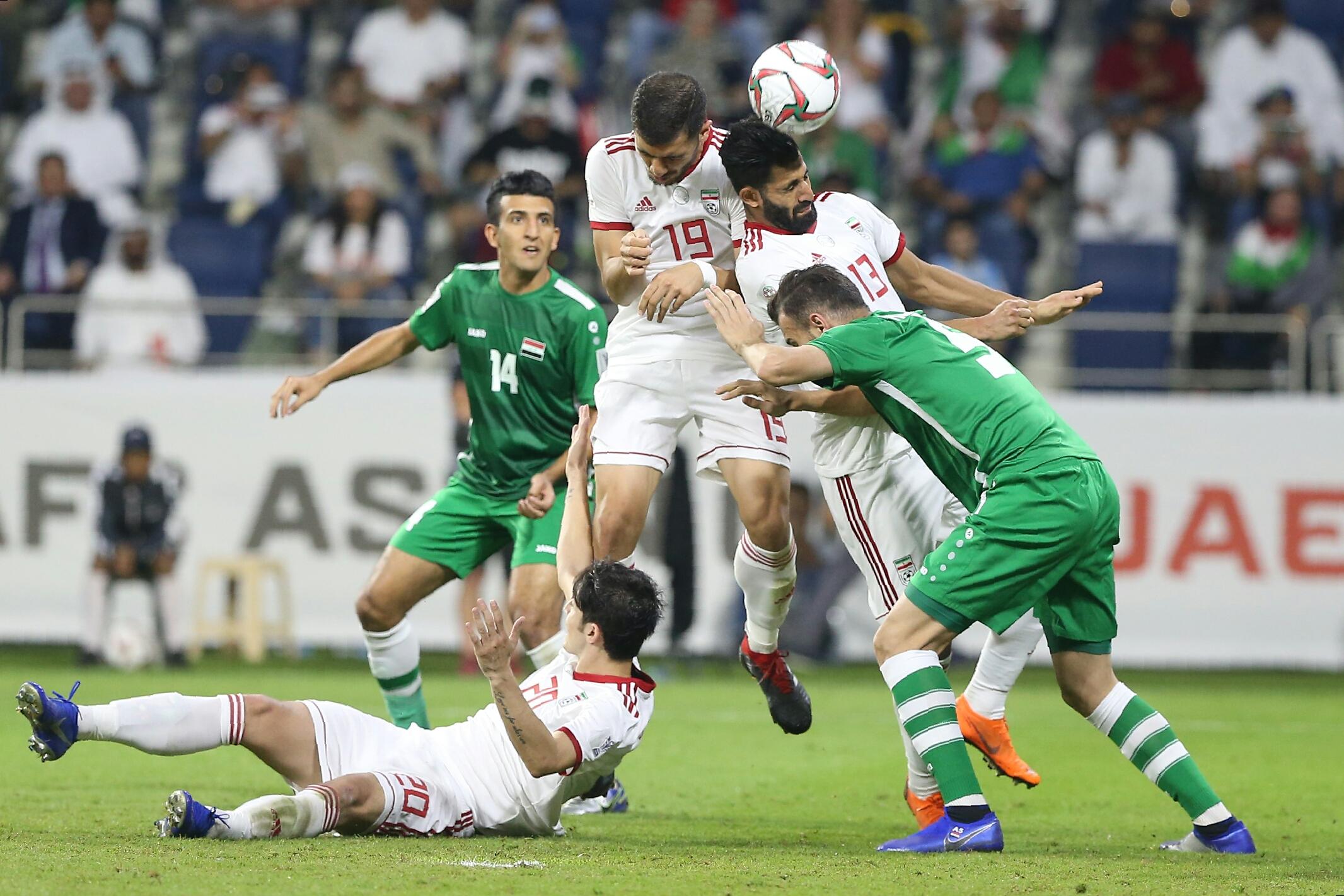 گزارش خبرنگار اعزامی تابناک به جام ملت های آسیا/۱۳نکته خواندنی از تقابل ایران و عراق