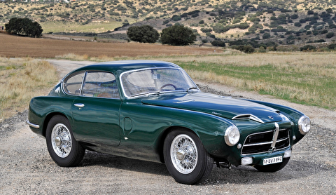 پگاسو زد-102 مدل 1955، خودروی هیجانانگیز