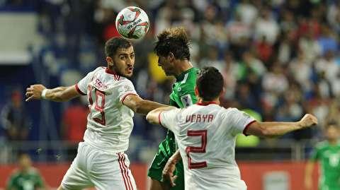 خلاصه بازی فوتبال ایران - عراق