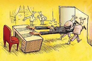 1000 مدیر بازنشسته به خانه نرفتند!