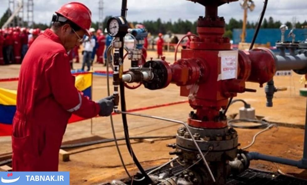 تحریم نفتی ونزوئلا