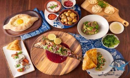 معروفترین غذاهای مقاصد گردشگری مهم دنیا