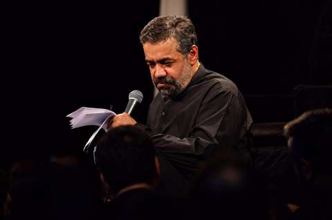 دیشب تا صبح گریه کردی ؛ محمود کریمی