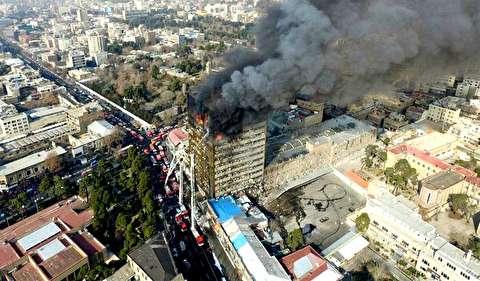 آتشسوزی پلاسکو به روایت شاهدان عینی