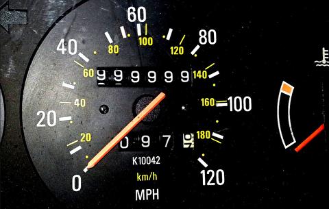 روش تعمیر و تعویض کیلومترشمار خودرو