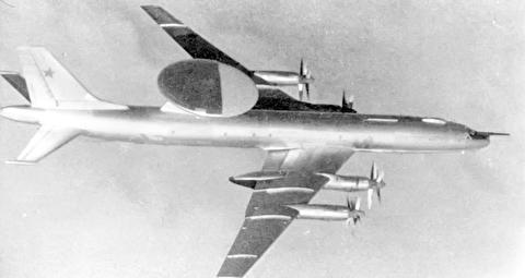 هواپیمای هشدار زودهنگام هوابرد توپولف تییو-126