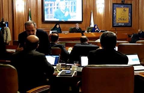 تنش در شورای شهر تهران و قهر محسن هاشمی