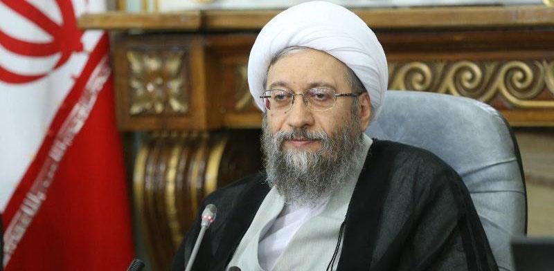 آیتالله آملی لاریجانی رئیس مجمع تشخیص مصلحت نظام و عضویت در شورای نگهبان